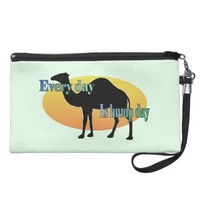 Camel - Every day is hump day Wristlets