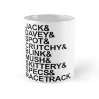 Newsies: Mugs