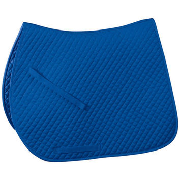 Rider's International Contoured All Purpose Saddle Pad | Dover Saddlery