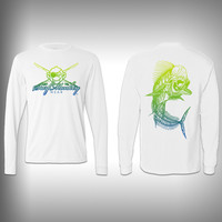 Bonefish Mahi - Performance Shirt - Fishing Shirt