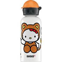 Sigg Water Bottle Hello Kitty Leopard  .4 Liters