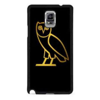 OVOXO Hoodie, Owl for samsung galaxy note 4 case