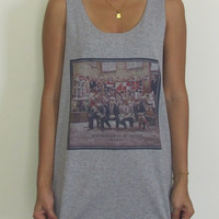 Mumford And Sons Vest Tank Top Singlet T-Shirt Noah And The Whale The Lumineers