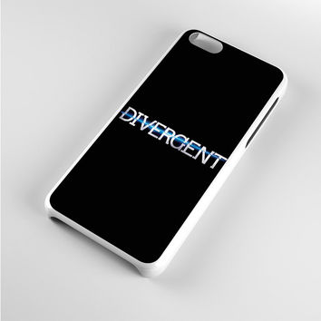 Divergent Text iPhone 5c Case