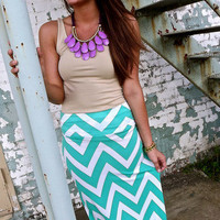 Day Dreamer Maxi in Mint | The Rage
