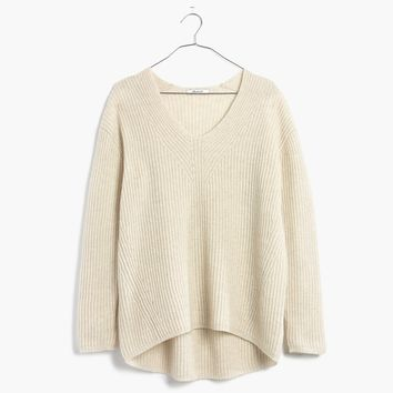Woodside Pullover Sweater : | Madewell