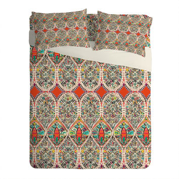 Sharon Turner Holly Sheet Set Lightweight