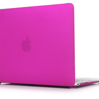 """For Apple Macbook Air 11"""" 13"""" Pro 13"""" 15"""" Pro With Retina 12'' 13"""" 15"""" Frosted Surface Matte Hard Cover Case"""
