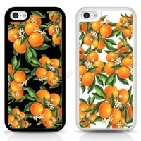 Orange flower fruits Designer Inspired Luxury Case Cover for iPhone and Samsung | eBay