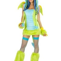 The Magic Dragon Furry Costume