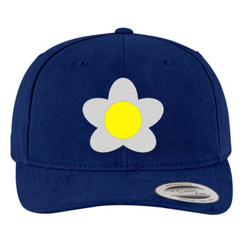 Animal Crossing Girl Villager Cosplay Brushed Embroidered Cotton Twill Hat