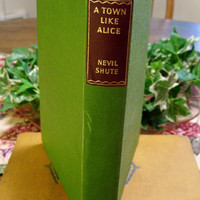 A Town Like Alice by Nevil Shute 1952 HC A Novel of by ladykluk