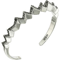 Giles & Brother Ray Zig Zag Pave Cuff
