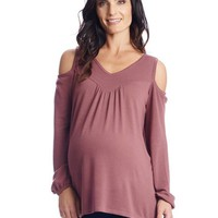 Nora Maternity & Nursing Top