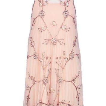 Boutique Nora Embellished Swing Dress | Boohoo