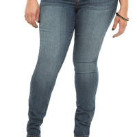 Torrid Skinny Jean - Light Wash (Short)