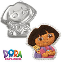 Dora the Explorer™ Cake Pan