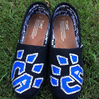TOMS, Cheer, Women's Shoes, personalized shoes, Cheer Athletics, jewels,