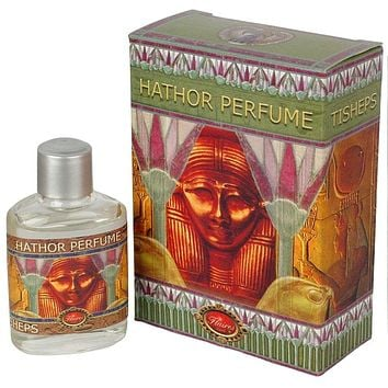 Hathor Tisheps Wildflowers Rose Egyptian Essential Perfume Fragrance by Flaires 15ml