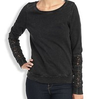 Lace Pullover | Lucky Brand
