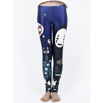 Studio Ghibli Leggings