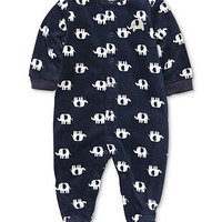 Carter's Baby Coverall, Baby Boys Elephant Footed Coverall - Kids Baby Boy (0-24 months) - Macy's