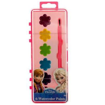 Disney Frozen Watercolor Paint Set (Available in a pack of 24)