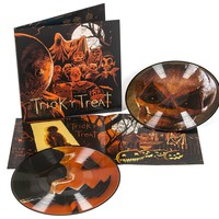 Trick 'R Treat 2xLP Picture Disc Vinyl Soundtrack Douglas Pipes Waxwork Records | eBay