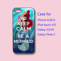Ariel - samsung galaxy s3 case , galaxy S4 case, galaxy note 2 case, iPhone 4 case, iPhone 5 case, ipod touch 4 / 5 case , ipod case