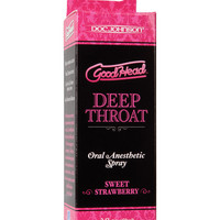 Good Head Throat Spray - Strawberry