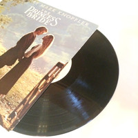 Soundtrack Vinyl LP The Princess Bride Mark Knopfler 1987 Florin Dance Fireswamp Album Record