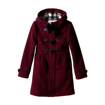 Burberry Kids Ally Coat (Little Kids/Big Kids)