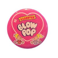 Loungefly Blow Pop Button Accessories Buttons and Pins Buttons at Broken Cherry