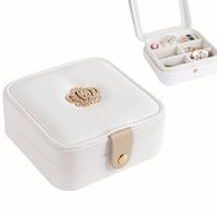 Crown Jewelry Box