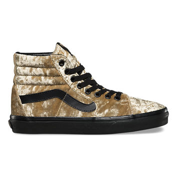 Velvet SK8-Hi | Shop Shoes at Vans