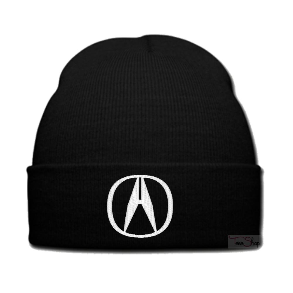 ACURA EMBROIDERED Beanie Or SNAPBACK Hat From Teee Shop Beanies - Acura hat