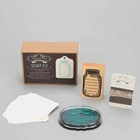 Mason Jar Stamp Kit- Assorted One