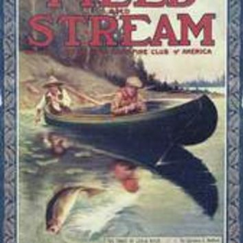 FIELD & STREAM: May 1912