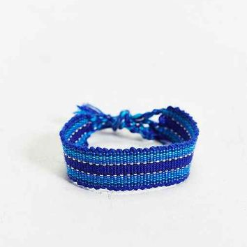 Stripe Friendship Bracelet