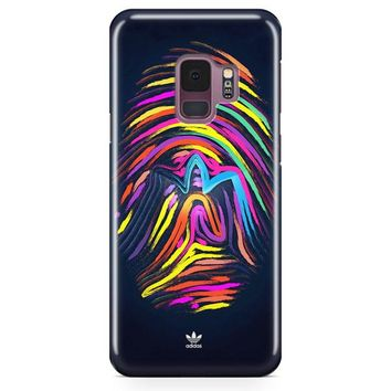 Adidas Fabric Samsung Galaxy S9 Case | Casefantasy