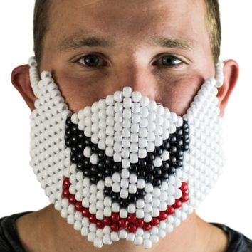 Joker Full Kandi Mask