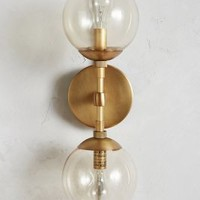 Double Perryman Sconce by Anthropologie