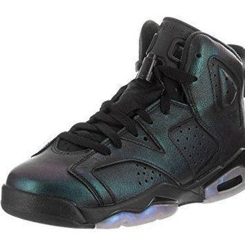 Nike Jordan Kids Air Jordan 6 Retro AS BG Basketball Shoe