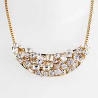 kate spade new york 'flash mob' bib necklace | Nordstrom