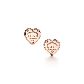 Tiffany & Co. - Return to Tiffany®:Love Earrings