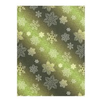 Christmas Elegant Pattern Fleece Blanket