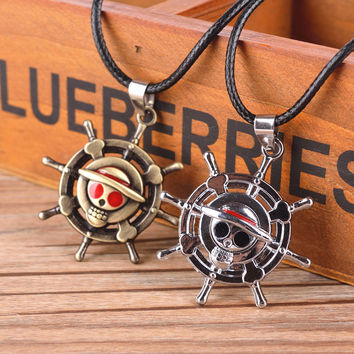One Piece Cosplay Necklace