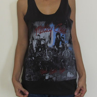 Unisex Motley Crue Vest Tank-Top Singlet T-Shirt Dress Womens Mens Retro Sizes S M L XL
