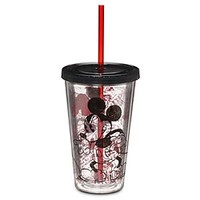 Mickey Mouse Tumbler with Straw | Disney Store