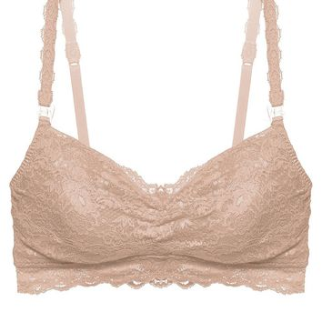 Cosabella Never Say Never Nursing Bra